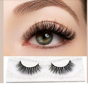 Other - 3D Mink Eyelashes 1 Pair A15